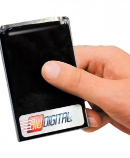 BioDigitalPC Credit Card Sized PC